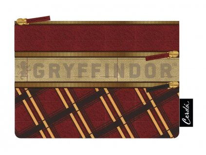 Harry Potter Pencil Case Gryffindor Stripes Cerdá