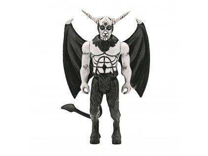 Venom ReAction Action Figure Black Metal 10 cm Super7