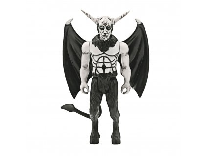 Venom ReAction Action Figure Black Metal 10 cm Super7