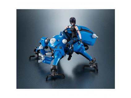 Ghost in the Shell Variable Action Hi-Spec Action Figures SAC_2045 Tachikoma & Kusanagi Motoko 11 cm Megahouse