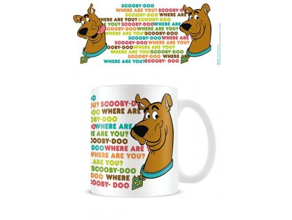 Scooby Doo Mug Where are you? Pyramid International