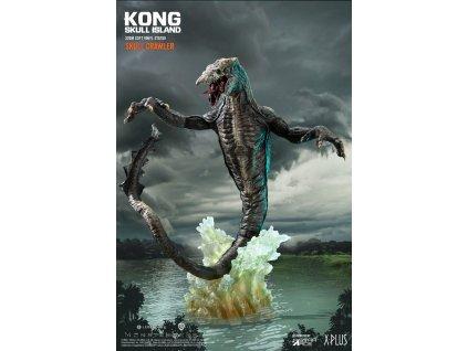 Kong Skull Island Deform Real Series Statue Skull Crawler 32 cm Star Ace Toys