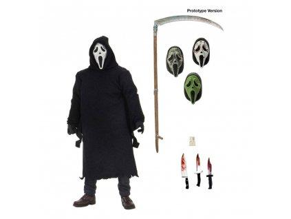 Scream Action Figure Ultimate Ghostface 18 cm NECA