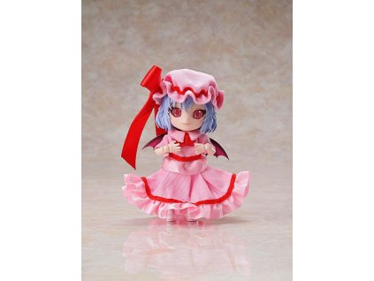 Touhou Project Chibikko Doll Action Figure Remilia Scarlet 10 cm Funny Knights