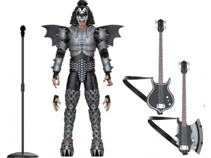 Kiss BST AXN Action Figure The Demon 13 cm The Loyal Subjects