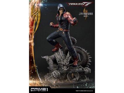 Tekken 7 Statue 1/4 Jin Kazama 65 cm Prime 1 Studio