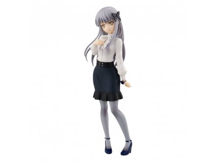 BanG Dream! Girls Band Party! Pop Up Parade PVC Statue Yukina Minato 17 cm Good Smile Company