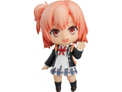 My Teen Romantic Comedy SNAFU Climax Nendoroid Action Figure Yui Yuigahama 10 cm Good Smile Company