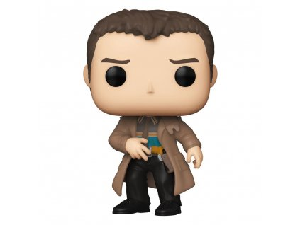 Blade Runner POP! Movies Vinyl Figure Rick Deckard 9 cm Funko
