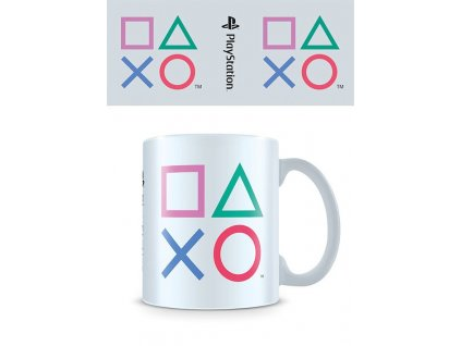 Sony PlayStation Mug Shapes Pyramid International