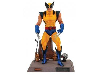 Marvel Select Action Figure Wolverine 18 cm Diamond Select