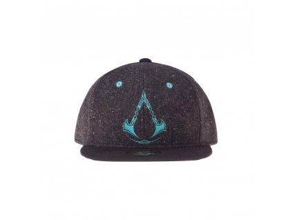 Assassin's Creed Valhalla Snapback Cap Logo Difuzed