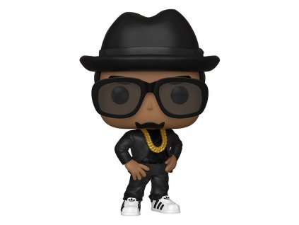 Run DMC POP! Rocks Vinyl Figure DMC 9 cm Funko
