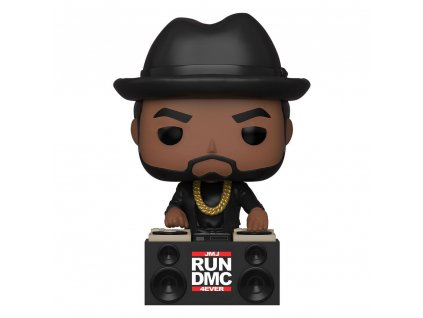 Run DMC POP! Rocks Vinyl Figure Jam Master Jay 9 cm Funko