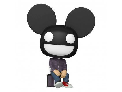 Deadmau5 POP! Rocks Vinyl Figure Deadmau5 9 cm Funko