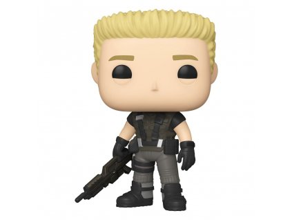 Starship Troopers POP! Movies Vinyl Figure Ace Levy 9 cm Funko