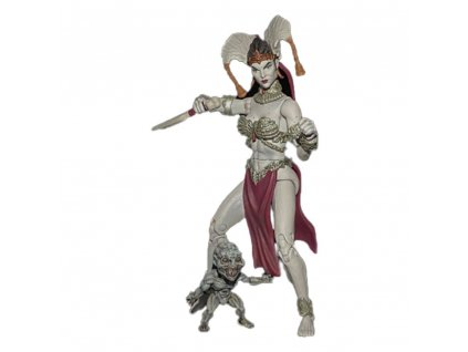 Court of the Dead Action Figure Gethsemoni Queen of the Dead 10 cm Boss Fight Studio