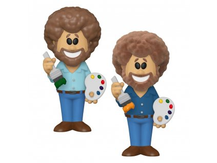 The Joy of Painting Vinyl SODA Figures Bob Ross 11 cm Assortment (6) Funko