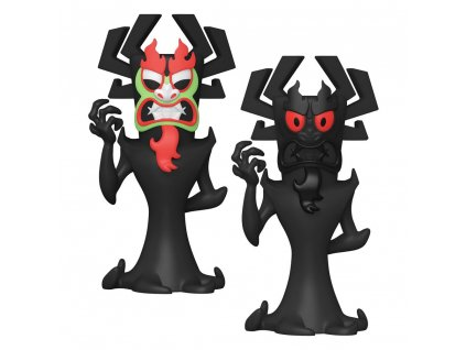 Samurai Jack Vinyl SODA Figures Aku 11 cm Assortment (6) Funko