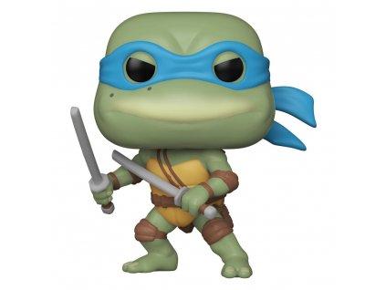 Teenage Mutant Ninja Turtles POP! Television Vinyl Figure Leonardo 9 cm Funko