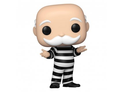Monopoly POP! Vinyl Figure Criminal Uncle Pennybags 9 cm Funko