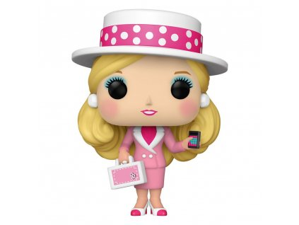 Barbie POP! Vinyl Figure Business Barbie 9 cm Funko