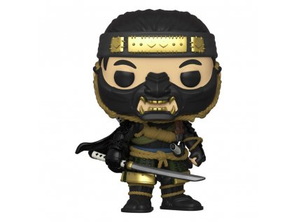 Ghost of Tsushima POP! Games Vinyl Figure Jin Sakai 9 cm Funko