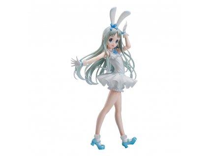 Ano Hi Mita Hana no Namae o Bokutachi wa Mada Shiranai PVC Statue 1/4 Menma Rabbit Ears Ver. 40 cm FREEing