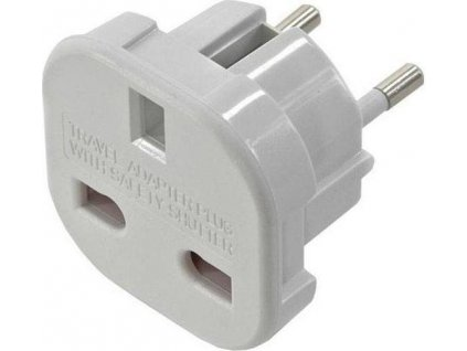 Power Plug Adapter UK -> EU Other