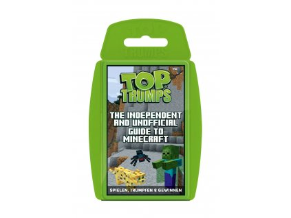 Independent & Unofficial Guide to Minecraft Card Game Top Trumps *German Version* Winning Moves