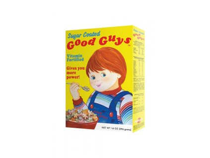 Child's Play 2 Replica 1/1 Good Guys Cereal Box Trick Or Treat Studios