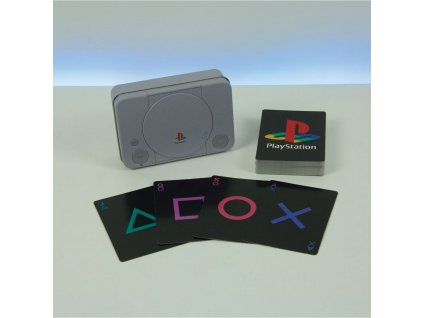 PlayStation Playing Cards PS1 Paladone Products
