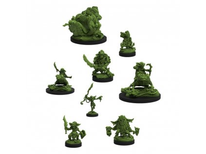 Epic Encounters RPG Board Game Village of the Goblin Chief *English Version* Steamforged Games