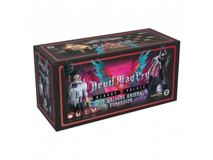Devil May Cry: The Bloody Palace The Walking Arsenal Expansion *English Version* Steamforged Games