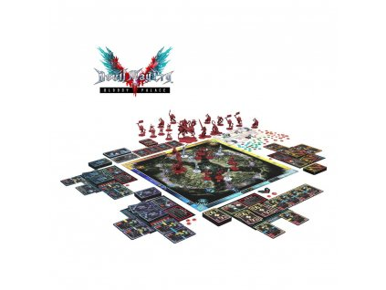 Devil May Cry: The Bloody Palace The Board Game  *English Version* Steamforged Games