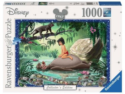 Disney Collector´s Edition Jigsaw Puzzle The Jungle Book (1000 pieces) Ravensburger