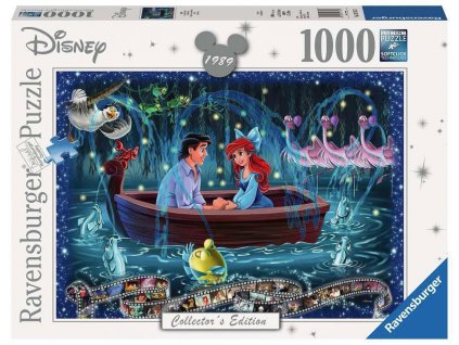 Disney Collector´s Edition Jigsaw Puzzle The Little Mermaid (1000 pieces) Ravensburger