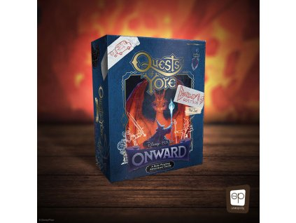 Onward Role Playing Game Quests of Yore: Barley's Edition *English Version* USAopoly