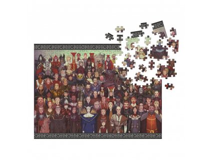 Dragon Age Jigsaw Puzzle Cast of Thousands (1000 pieces) Dark Horse