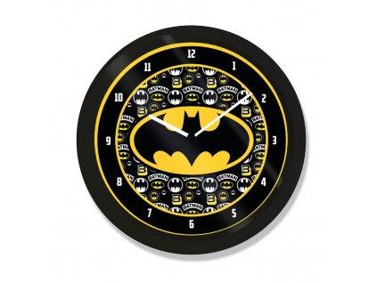 Batman Wall Clock Logo Pyramid International
