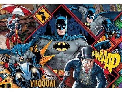 DC Comics Supercolor Jigsaw Puzzle Batman (180 pieces) Clementoni