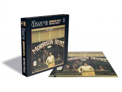 The Doors Puzzle Morrison Hotel PHD Merchandise