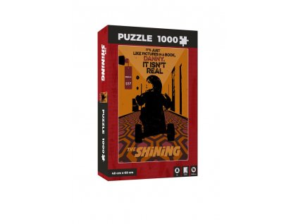 The Shining Jigsaw Puzzle It Isn't Real SD Toys