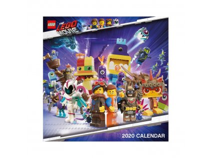 The LEGO Movie 2 Calendar 2020 Pyramid International
