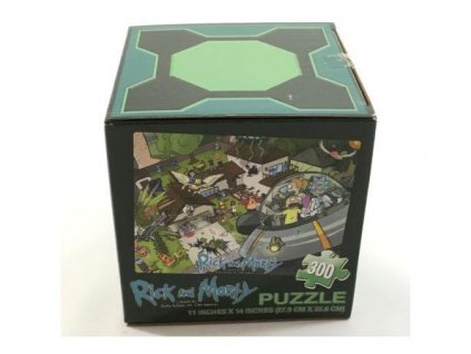 Rick and Morty Puzzle LC Exclusive Other