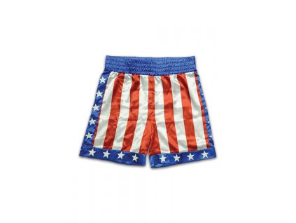 Rocky Boxing Trunks Apollo Creed Trick Or Treat Studios