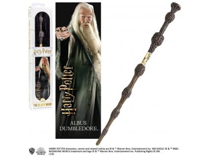 Harry Potter PVC Wand Replica Albus Dumbledore 30 cm Noble Collection