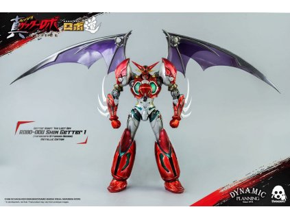Getter Robot: The Last Day Robo-Dou Action Figure Shin Getter 1 Metallic Edition 23 cm ThreeZero