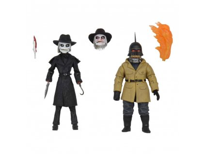Puppet Master Ultimate Action Figure 2-Pack Blade & Torch 11 cm NECA