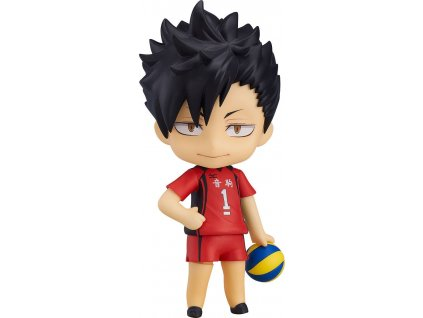 Haikyu!! Third Season Nendoroid Action Figure Tetsuro Kuroo 10 cm Orange Rouge